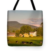 Rupert Vermont Dairy Farm Tote Bag