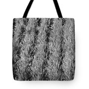 Rural America Black And White Tote Bag