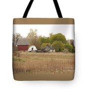 Rural Backstory Tote Bag