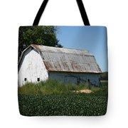 Rural Barn Tote Bag