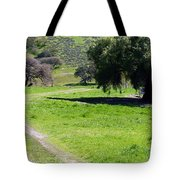 Rural Countryside Tote Bag