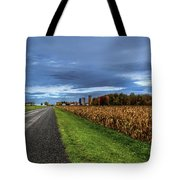 Rural Drama.. Tote Bag