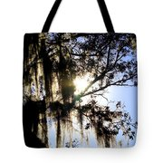 Rural Florida Sky Tote Bag