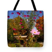 Rural Free Delivery Advantage Of Country Living Tote Bag