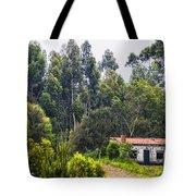 Rural House Tote Bag