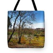 Rural Landscape Tote Bag