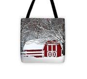 Rural Living Tote Bag