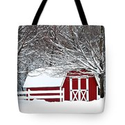 Rural Living Tote Bag