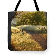 Rural Road 2am-009691 Tote Bag