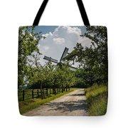 Rural Road  Tote Bag