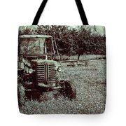 Rural Summer Tote Bag