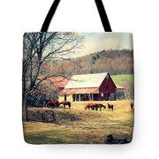 Ruralscape Tote Bag