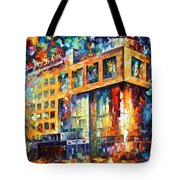 Rusbank Moscow Tote Bag