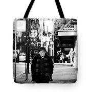 Rushed  Tote Bag