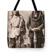 Rushing Eagle Tote Bag