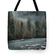 Rushing Mckenzie River Tote Bag