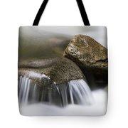 Rushing Peace Tote Bag