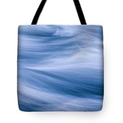 Rushing River Tote Bag