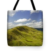 Rushup Edge From Mam Tor Tote Bag
