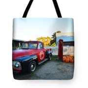 Russel Farms 1951 Ford F100 Tote Bag