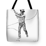 Russell Bull Whacker Tote Bag