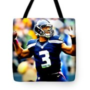 Russell Wilson Smooth Delivery Tote Bag