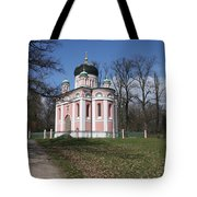 Russian Church Tote Bag