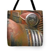 Rust ... The Other Color Tote Bag