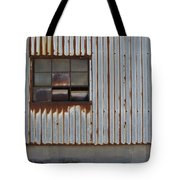 Rust And Window 1 Tote Bag