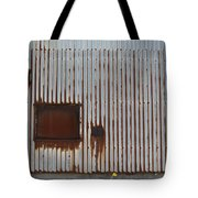 Rust And Window 2 Tote Bag