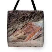 Rust Colored Formation Tote Bag