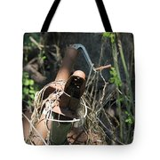 Rust In The Woods Tote Bag