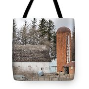 Rusted And Brown Tote Bag