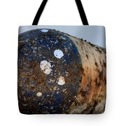 Rusted Buoy Tote Bag