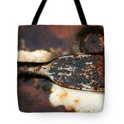 Rusted Camouflage Tote Bag