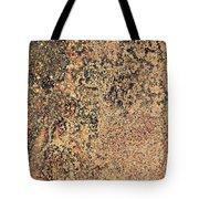 Rusted Metal Tote Bag