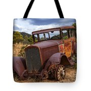 Rusted Respite Tote Bag