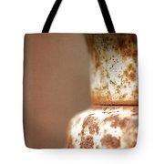 Rusted Urn Tote Bag
