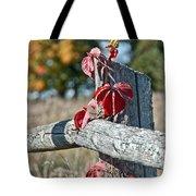 Rustic Autumn Tote Bag