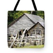 Rustic Barnyard Tote Bag