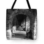 Rustic Castle Inn 3 Tote Bag