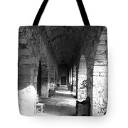 Rustic Castle Inn Hall 2 Tote Bag