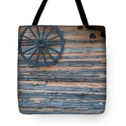 Rustic Ornamentation - Yates Mill Pond Tote Bag