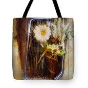 Rustic Romance Tote Bag by La Rae  Roberts