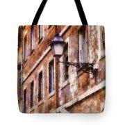 Rustic Rome Apartments Tote Bag