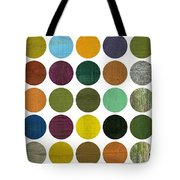 Rustic Rounds 75 Number Two Tote Bag