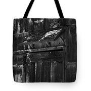 Rustic Shed 3 Tote Bag