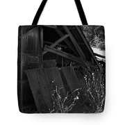 Rustic Shed 4 Tote Bag