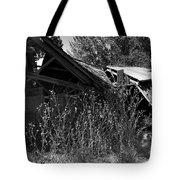 Rustic Shed 9 Tote Bag