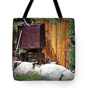 Rustic Times Tote Bag